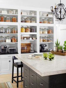 Kitchen tips Kitchen clutter