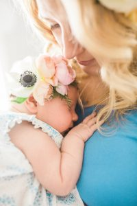 Happy Mother's Day organizing tips