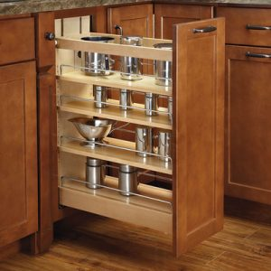Pullout Shelving for the Kitchen