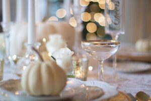 How to Plan the Perfectly Socially Distanced Thanksgiving Holiday