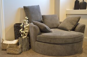 Relaxing Space within your Busy home